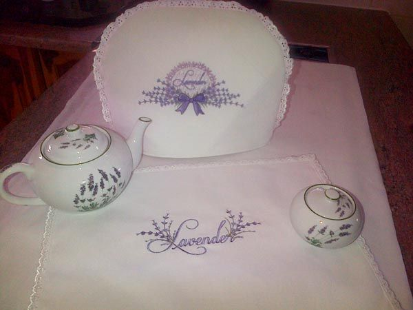 Lavender Delights (Sizes: 4x4 and 5x7) | Embroidery Delight | Your source for all embroidery designs, Applique, Quilt Blocks, Animal, Floral, Lacework, etc.
