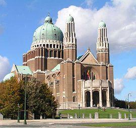 Bazilika Sacré-Cœur (Brusel)
