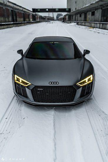 'Audi R8 17' Poster by zuumy #audir8