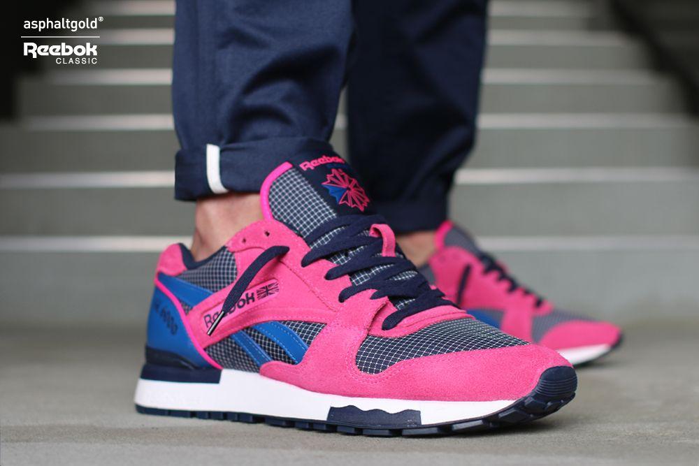 ... asphaltgold x Reebok Classics GL6000 | Sneakers: Reebok GL 6000 |  Pinterest