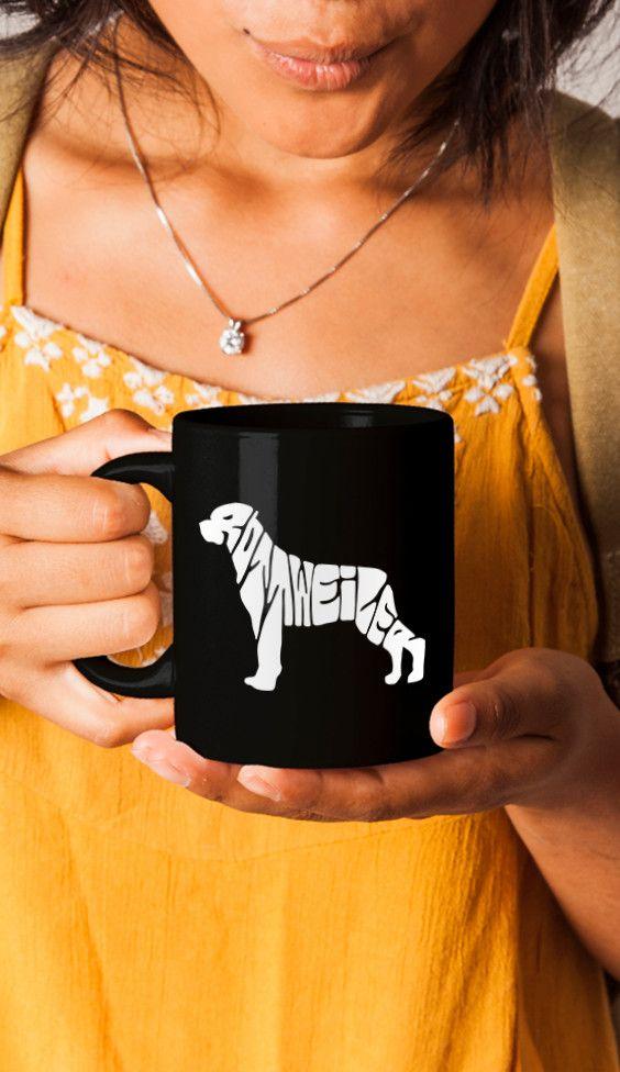 Rottwieler Coffee Mug | Gift For Rottwieler Lover | Dog Lover | Dog Mugs | Funny Dog Coffe Mug | Dog Owner Gift | Dog Mom Gifts