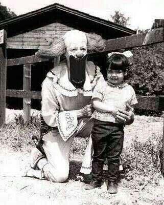 Payaso para fiesta de cumpleaños, 1969