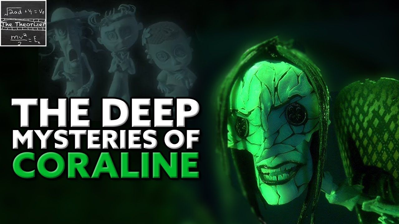 The Secret Villain Of Coraline Coraline Part 11 Theory Youtube Coraline Theories Coraline Villain