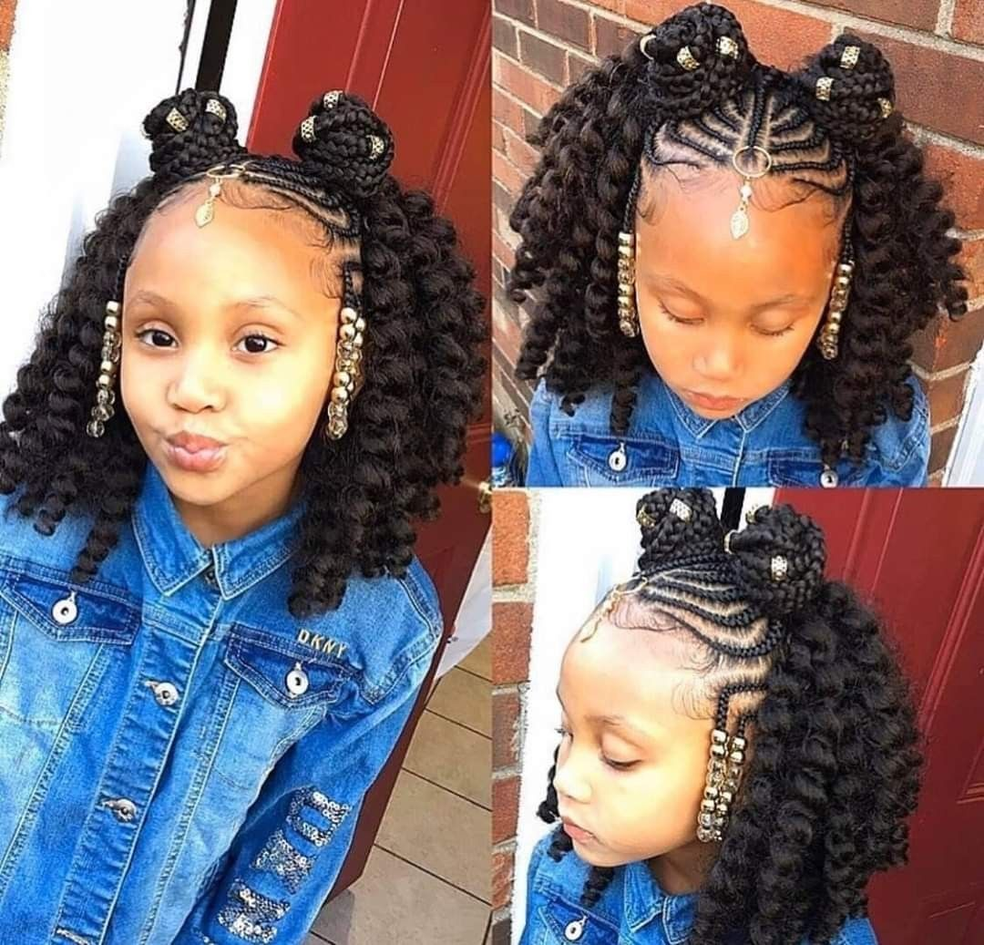 Pin By Julie Boyer On Look In 2020 Kids Hairstyles Girls Hair Styles Braids For Kids