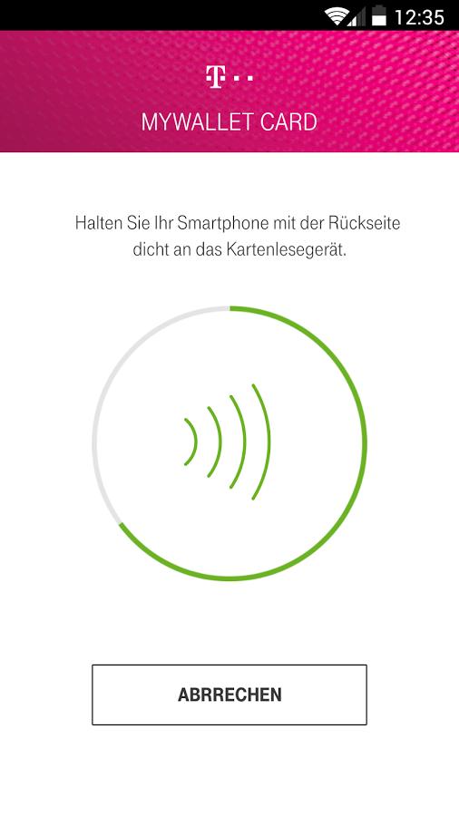 MyWallet from Deutsche Telekom