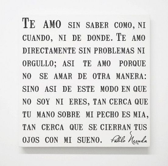 marriage wedding quotes in spanish #WeddingQuotes #InSpanishWords