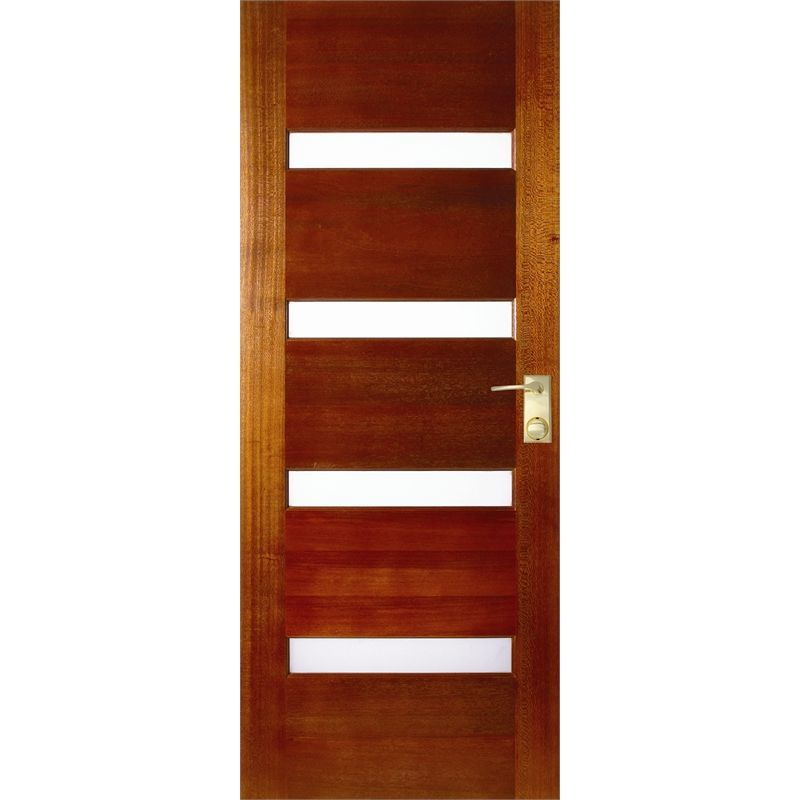 Bunnings Front Doors: Hume Doors 2040 X 820 X 40 Savoy Entrance Door Bunnings