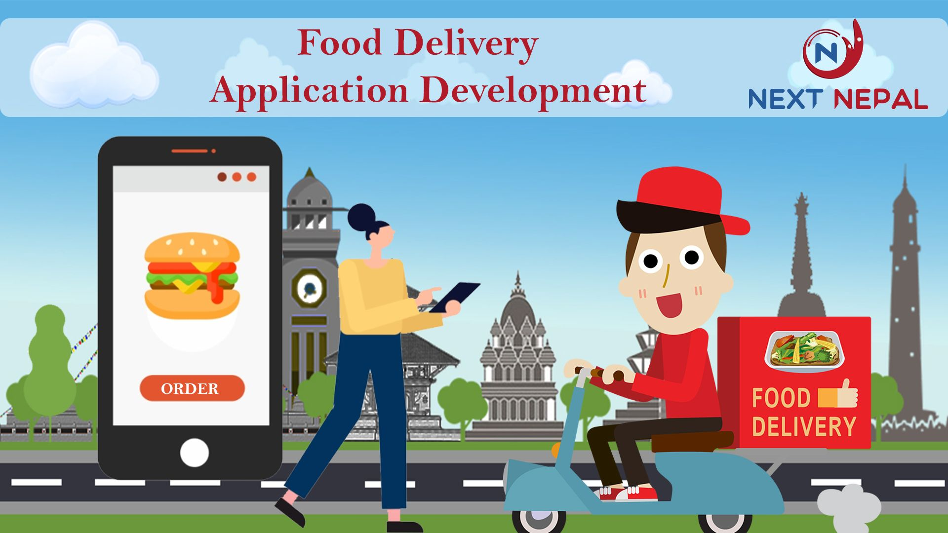 """Start your own Food Delivery Business like Swiggy, Zo"