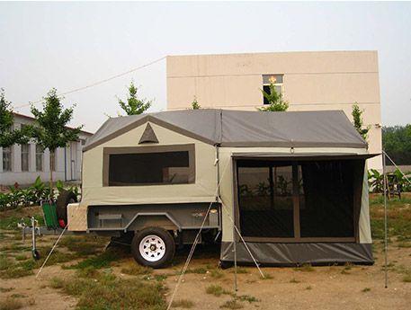 12ft Camper Trailer Tent Model Ctt6005 B Camper Trailer Tent Camper Trailers Homemade Camper