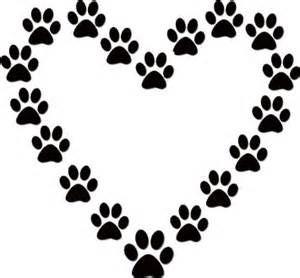 dog paw print clip art free download laser designs pinterest rh pinterest com