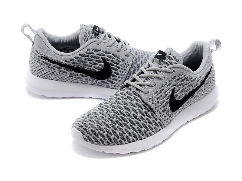 d0edba1bc89a Lightning Shoes-Nike Unisex Flyknit Roshe Run