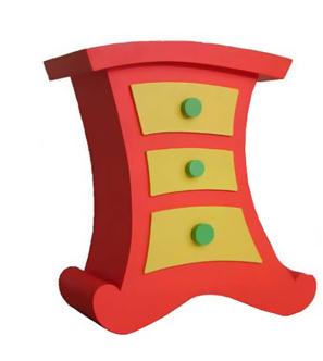 Superbe If Itu0027s Hip, Itu0027s Here: If Dr. Seuss Were Your Decorator: Introducing  Cartoon Furniture.