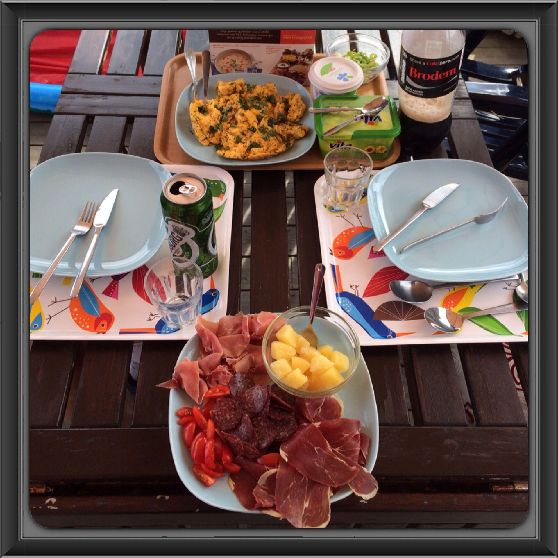 Sommermat