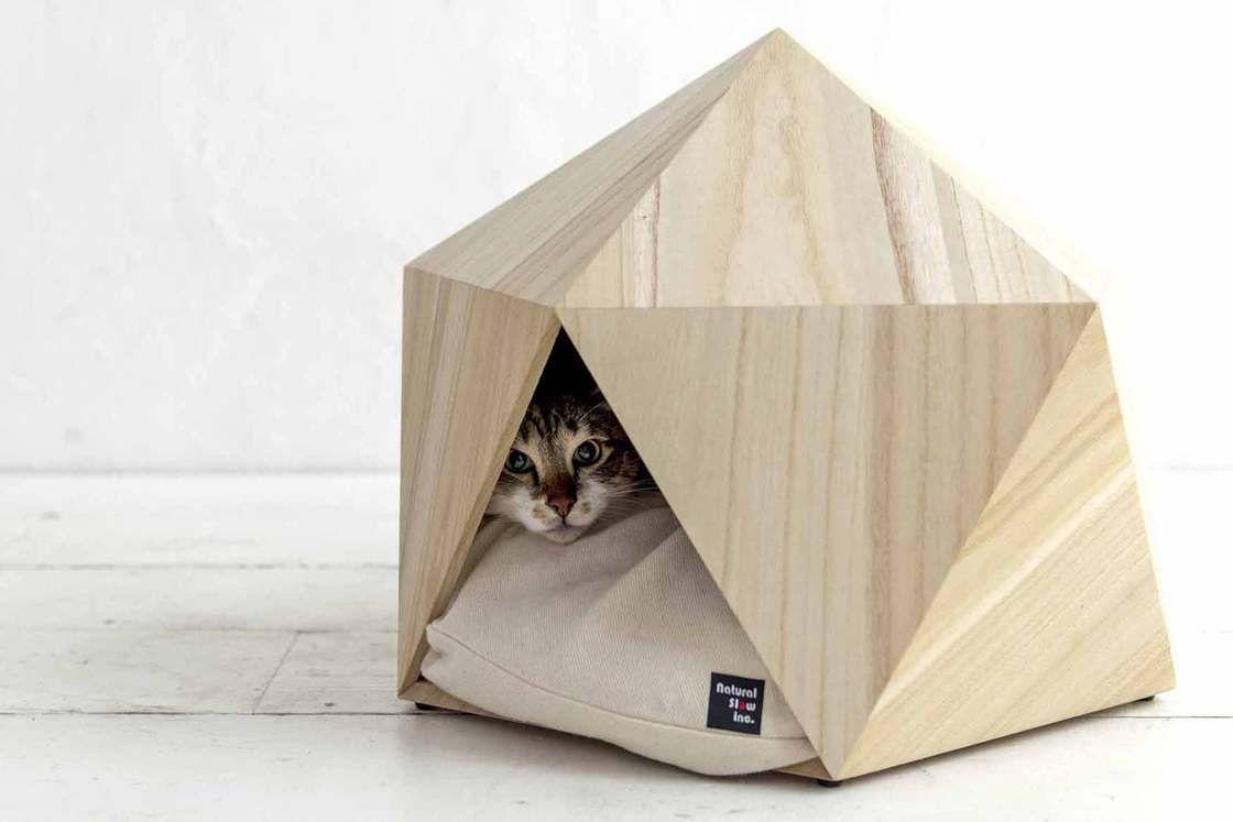 Cucce Design Per Cani le cucce di design giapponese che rendono felici i vostri