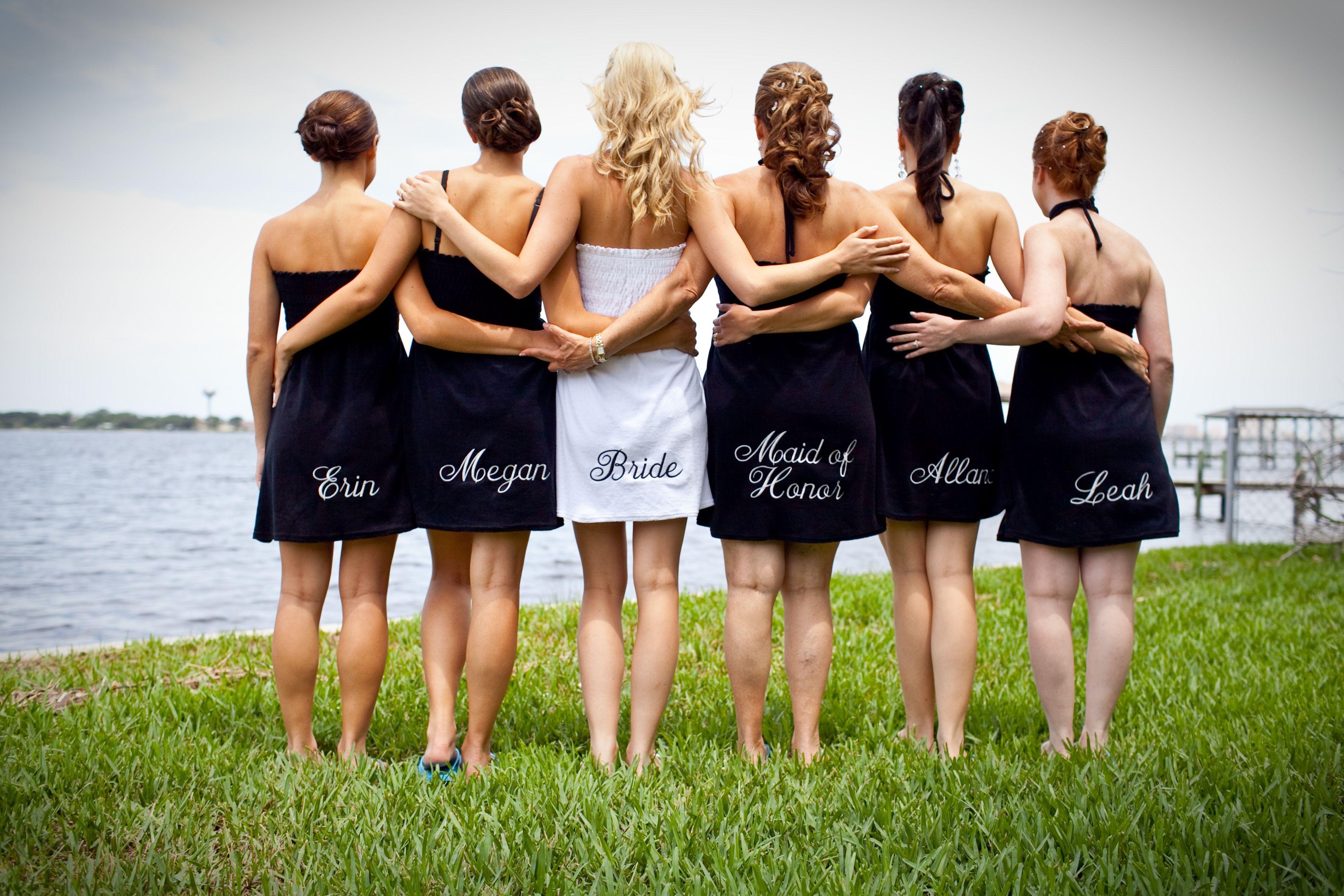Bridal Parties Tys
