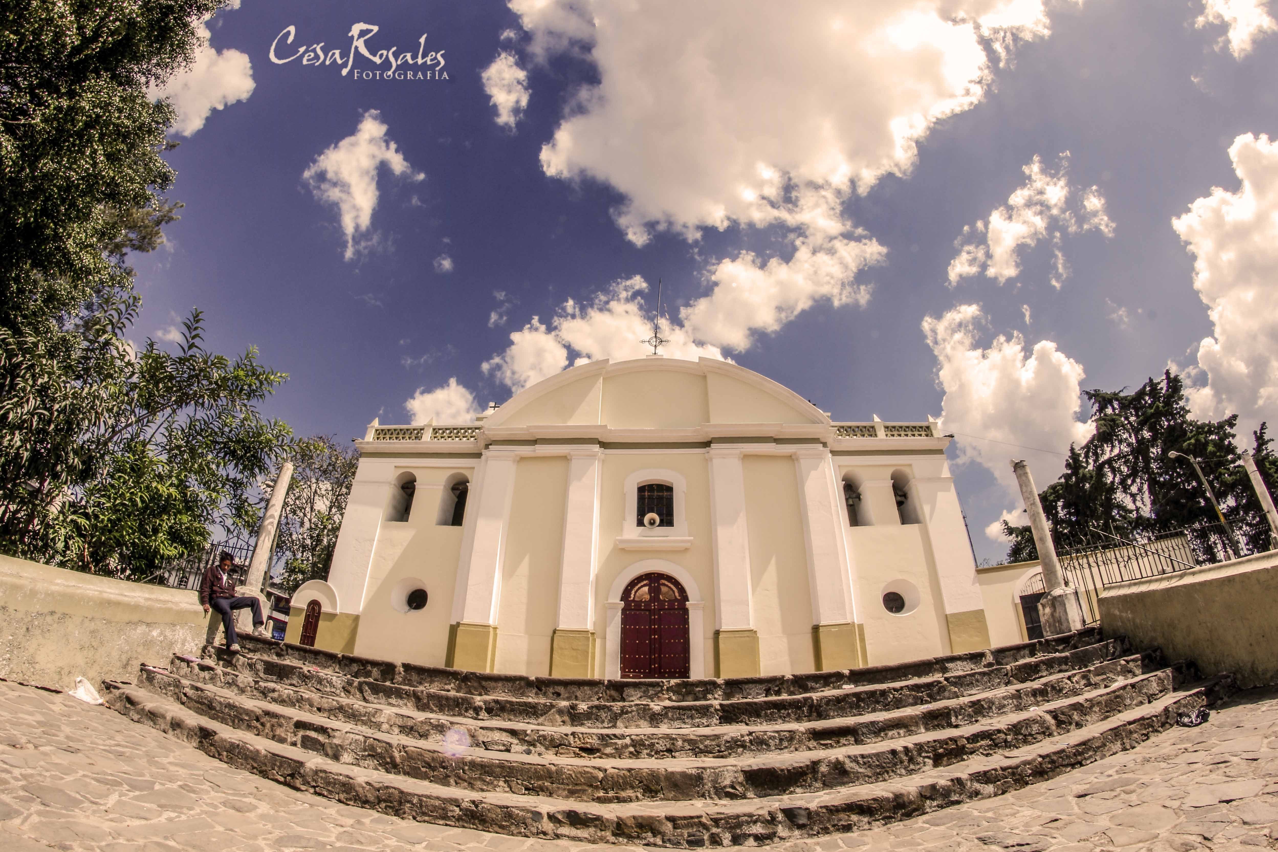 Iglesia, Sumpango ...