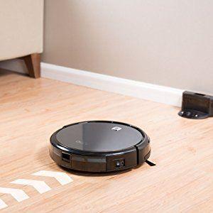 Amazon.de: Eufy RoboVac 11 Saugroboter (100 Min Laufzeit, 0.6 L  Staubbehälter