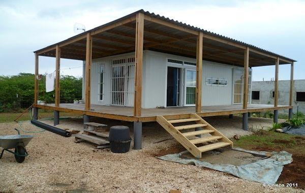 Puerto Rico Container homes Puerto rico homes Pinterest - combien coute une maison en autoconstruction