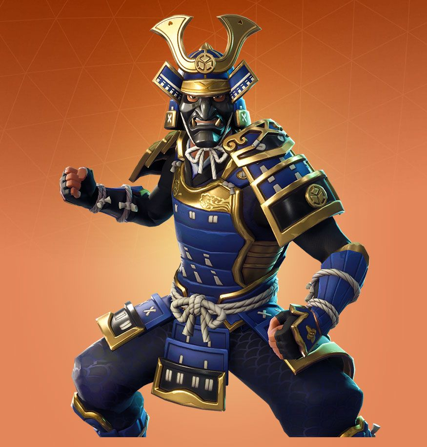 Musha Samurai Fortnite Fortnite Art In 2019 Epic Games