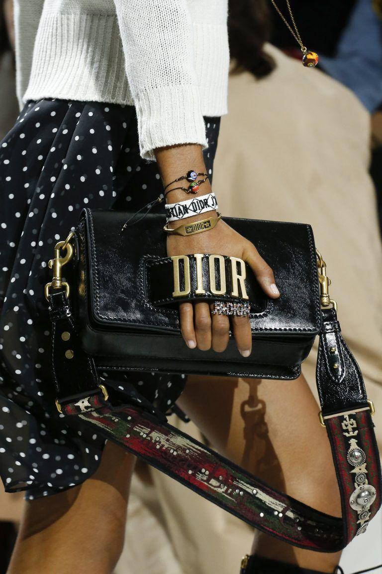 8c40e20191d0 Dior Black Dio(r)evolution Flap Bag - Spring 2018