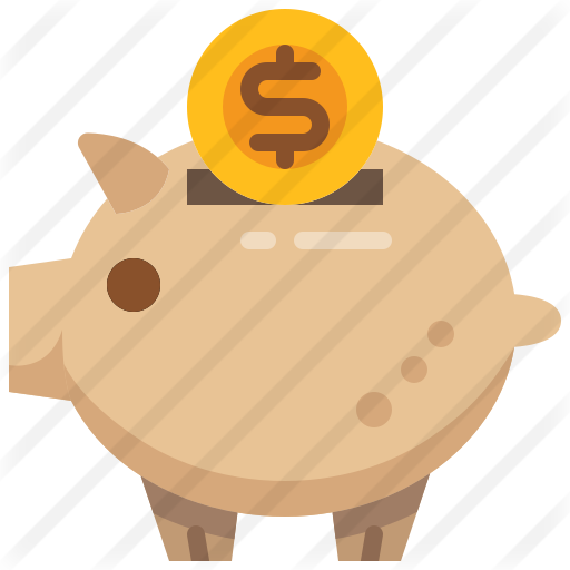 Piggy Bank Free Vector Icons Designed By Umeicon Vector Icon Design Vector Icons Icon Design