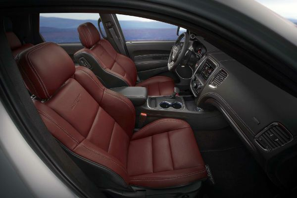 2018 Dodge Durango Is The Featured Model Interior Image Added In Car Pictures Category By Author On Mar 24 2017