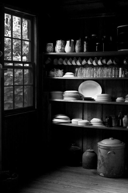 weekend kitchen storage