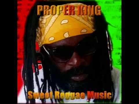 Proper King, Sweet Reggae Music, Summerjam Riddim, recorded at Tuff