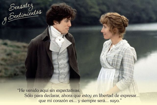 Serenidad Frases De Peliculas Frases Epicas De Peliculas Sensatez Y Sentimientos Citas Celebres De Peliculas Romanticas