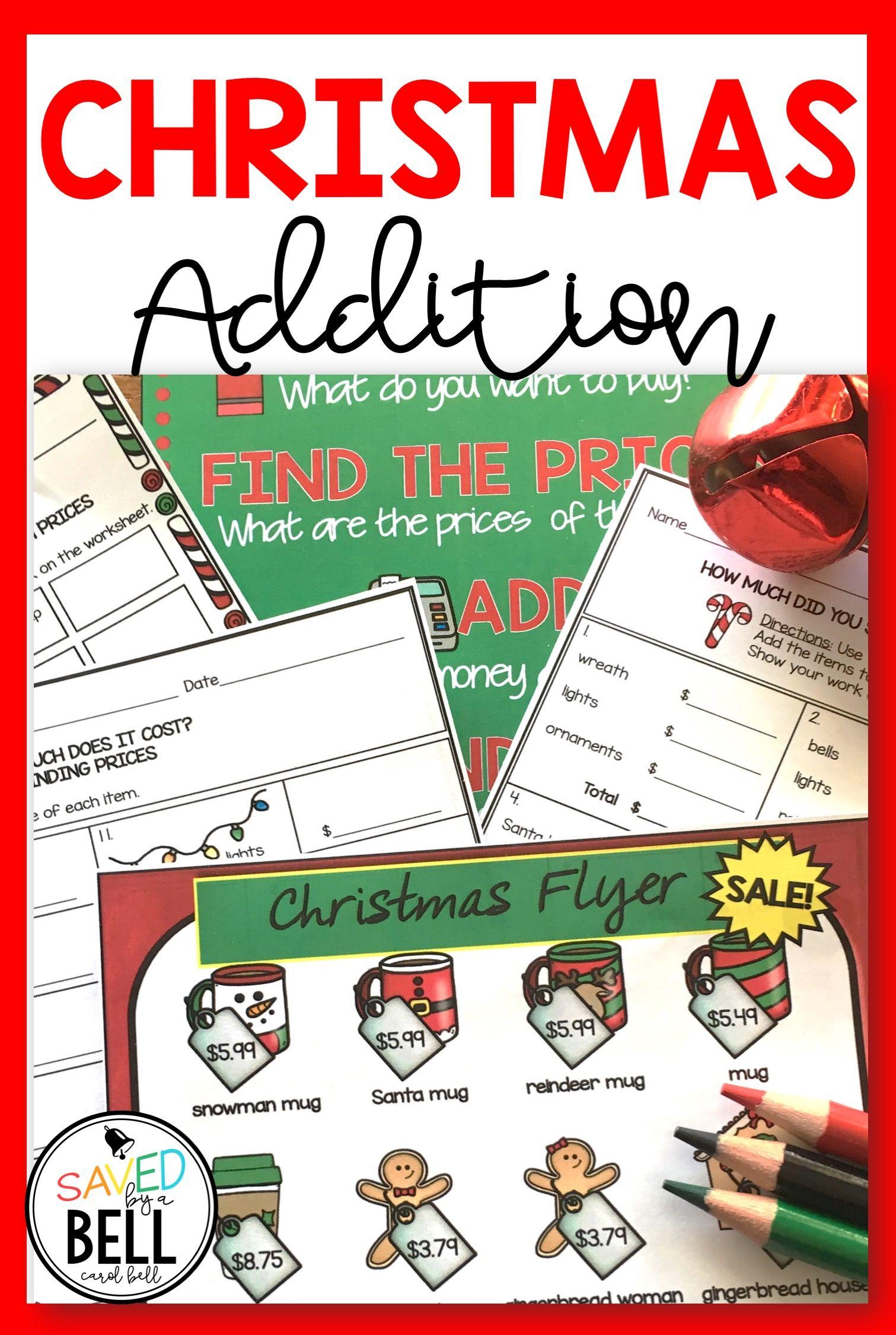 Christmas Addition Worksheets Christmas Math Worksheets Christmas Addition Addition Worksheets [ 2249 x 1511 Pixel ]