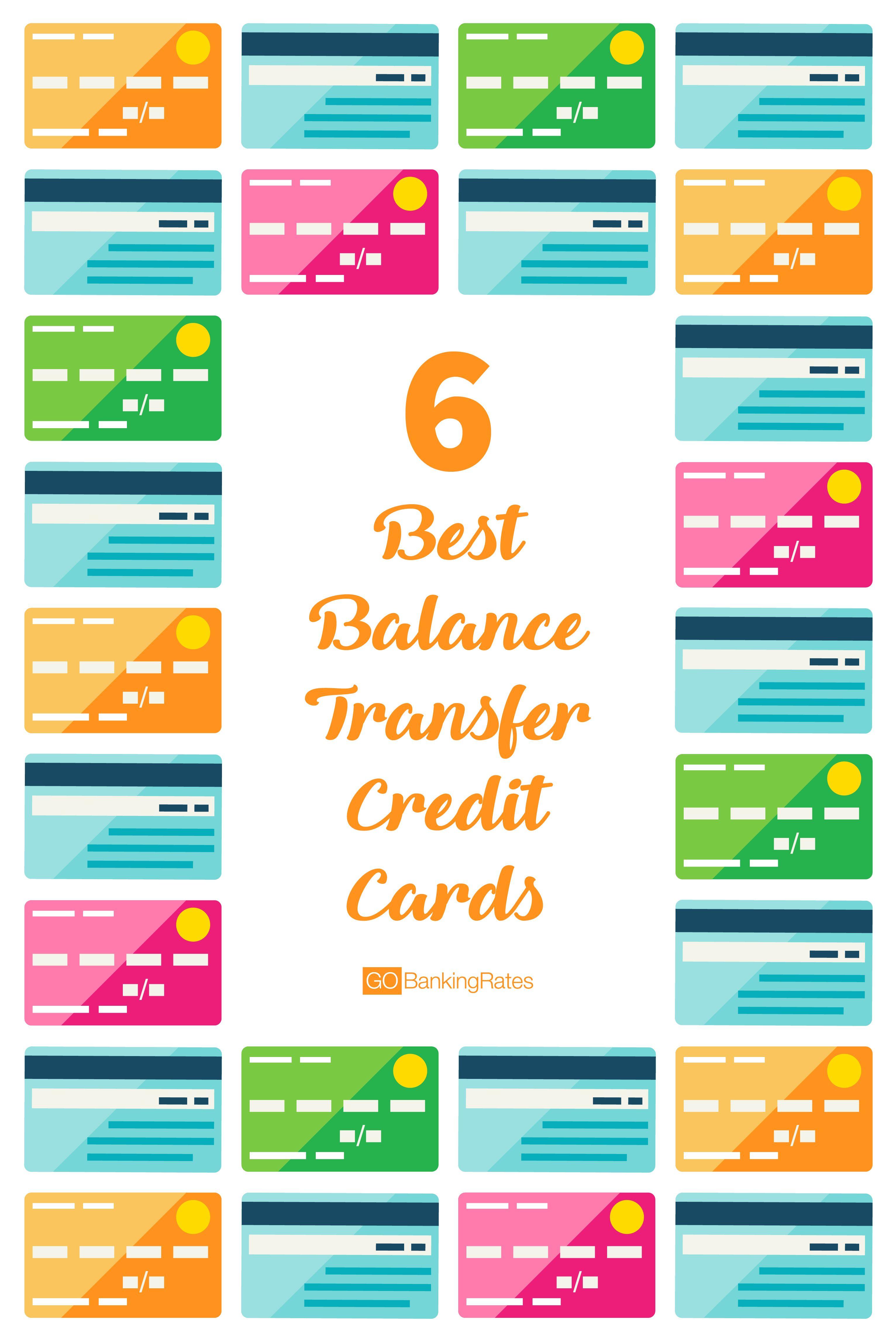 Best balance transfer credit cards balance transfer