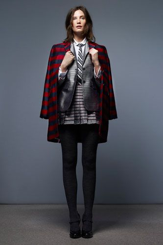I LOVE This look, for and outside of work. Thom Browne