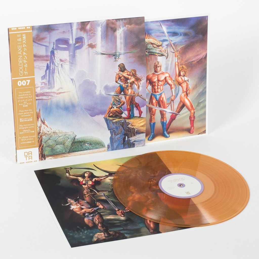DATA007- Golden Axe I & II 3