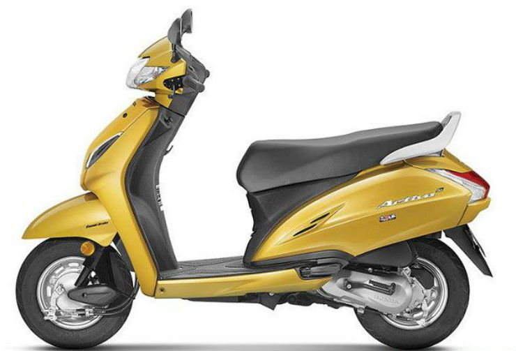 Honda Activa To Soon Get Fuel Injection 10 More Mileage New Honda Honda Scooter