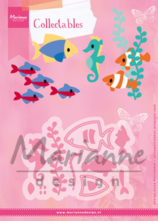 Afbeeldingsresultaat voor Marianne design collectables fish