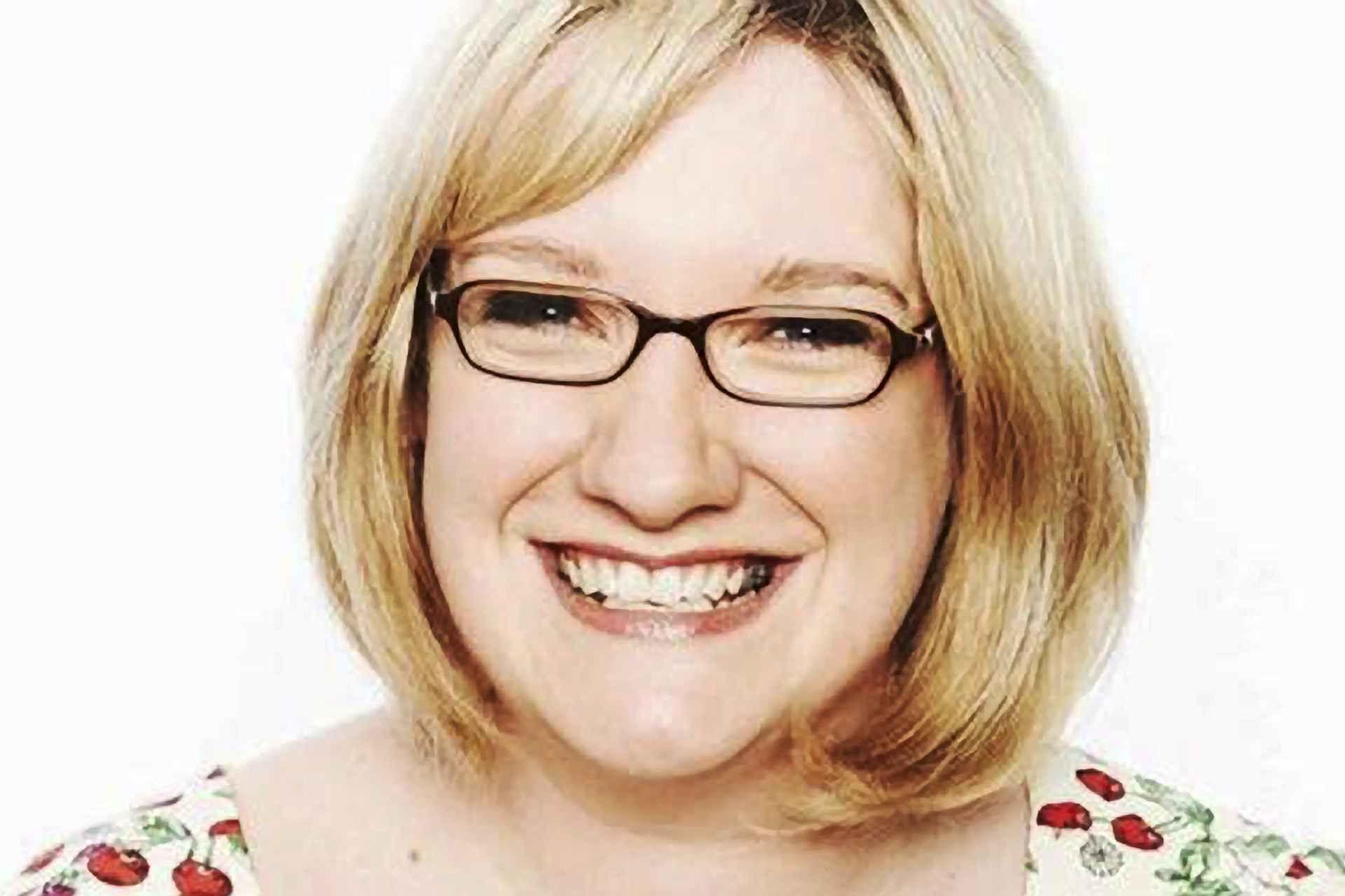 Sarah Millican in 2020 Sarah millican, Female comedians