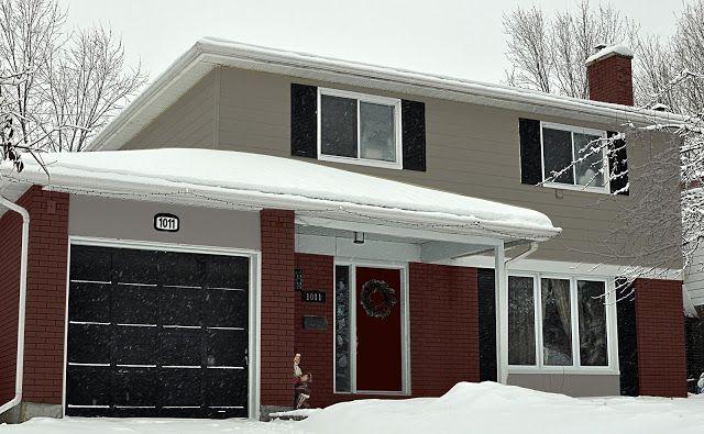 Time For A Makeover House Exterior Color Schemes Exterior House Paint Color Combinations House Paint Exterior