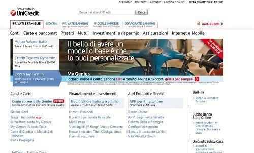 Prestiti Personali Unicredit Banca Esperti Del Risparmio