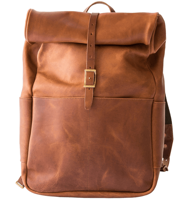 The Roll Top Backpack | Top backpacks, Backpacks and Web canvas