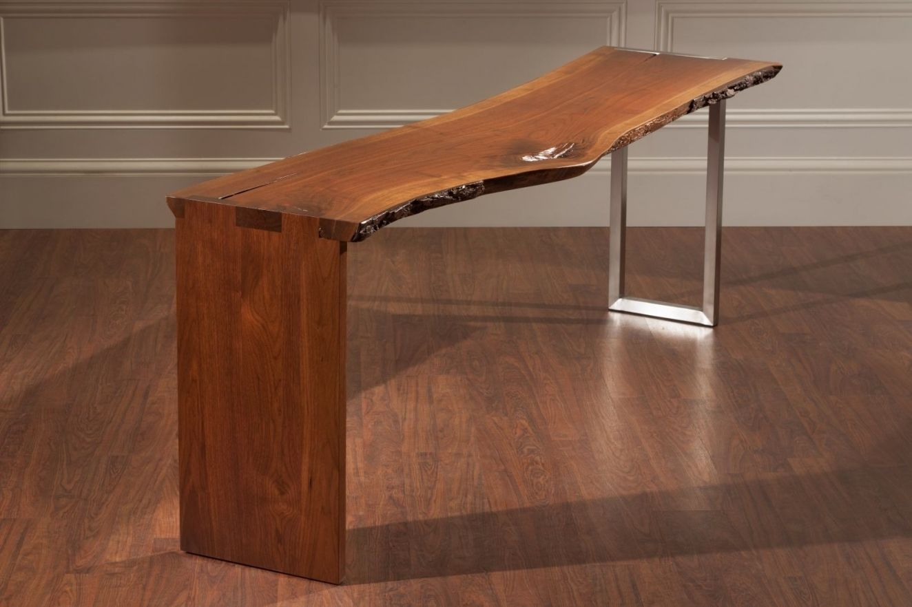 Live edge sofa table most popular interior paint colors modern