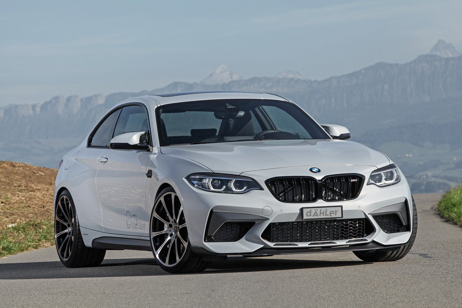 New Bmw M2 Competition Tuned By Dahler Cranks Out 532hp Bmw