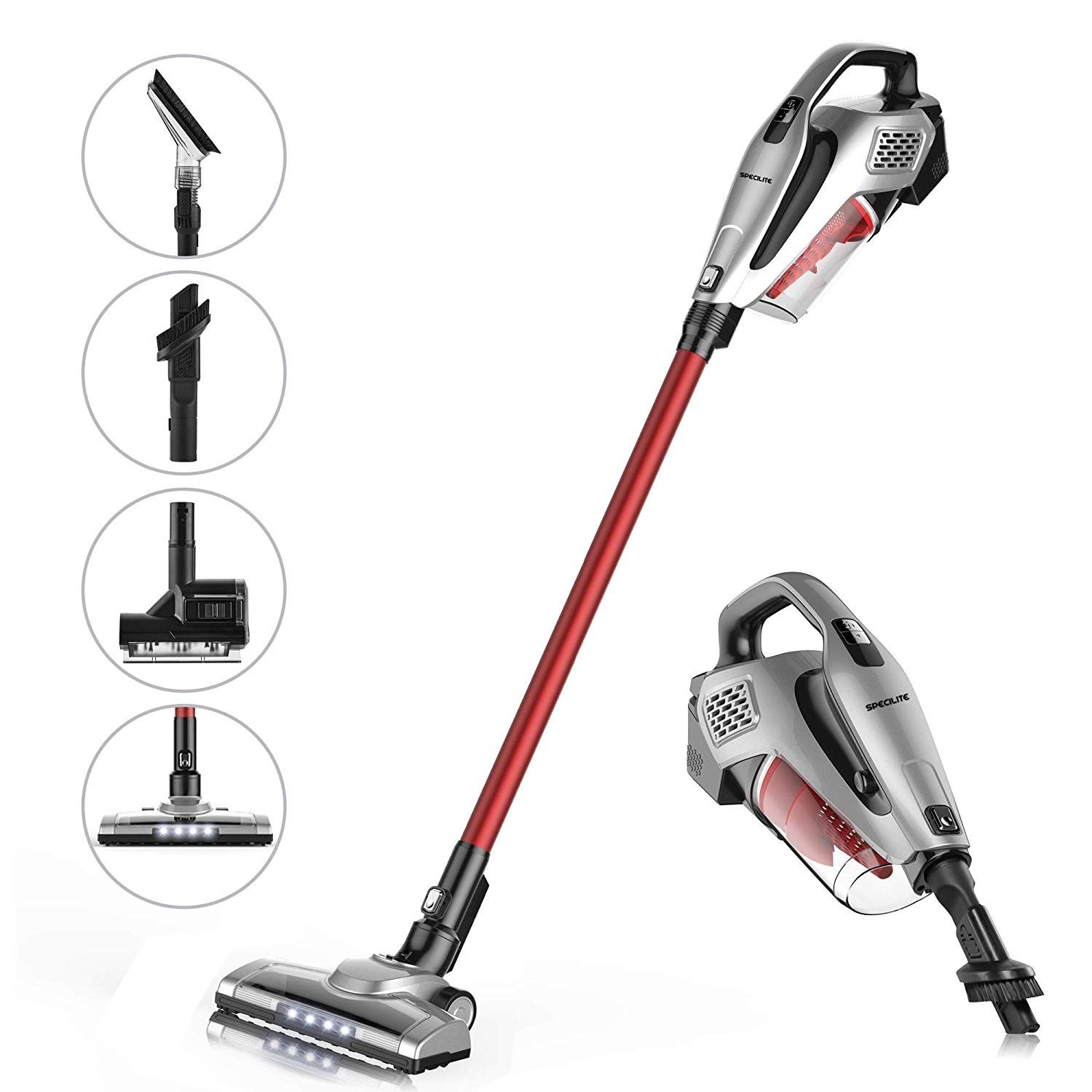 2 In 1 Cordless Vacuum Multiple Functions Make The Vacuum