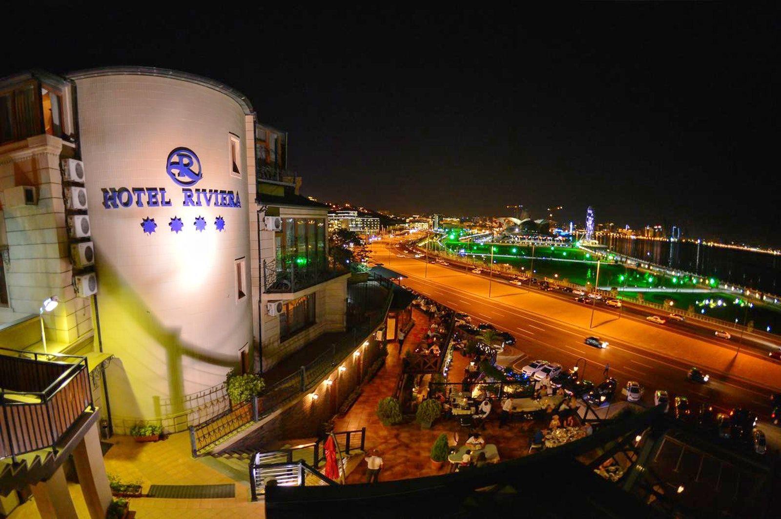 Restaurants In Baku With The Best City View Rivier