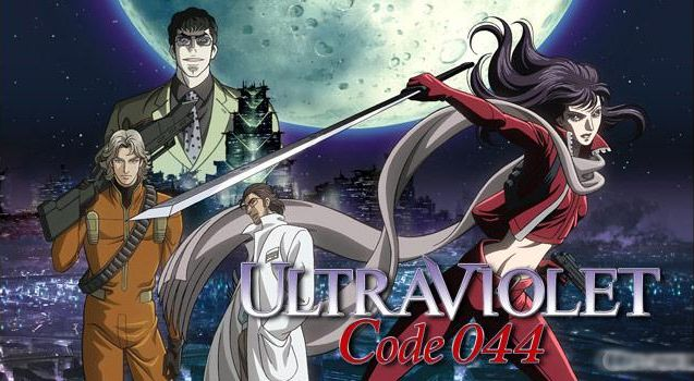 Ultraviolet Code 044 Anime Anime Movies Ultra Violet
