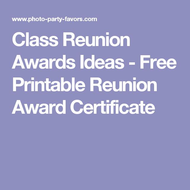 Family Reunion Checklist … | Pinteres…
