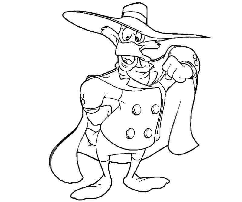 Darkwing Duck Yes It S Darkwing Duck Cartoon Coloring Pages Coloring Pictures Coloring Pages