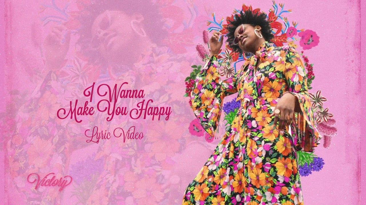 Victory Boyd I Wanna Make You Happy Official Lyric Video Youtube Happier Lyrics Are You Happy Lyrics