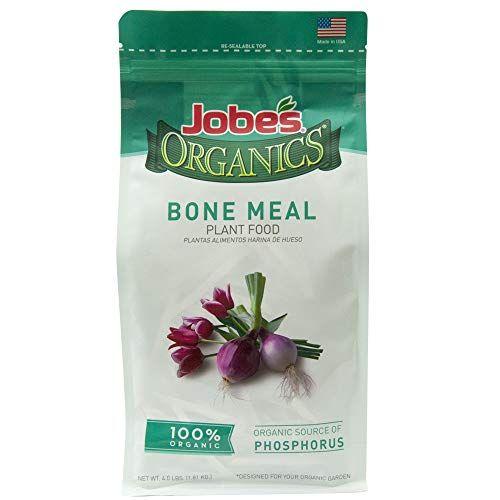 Jobes Organics Bone Meal Fertilizer 4 lb