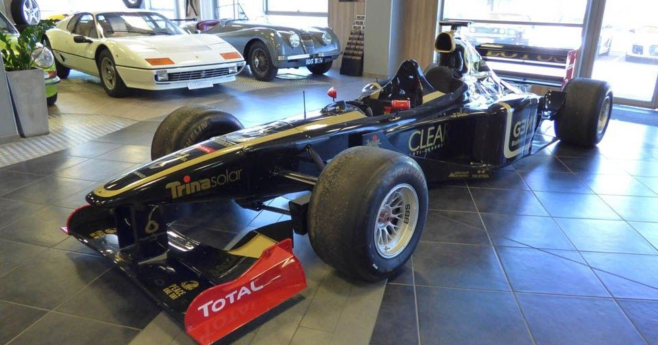 Single Seater? Buy Your Own F1 Car... With Room For Two #F1 #Lotus ...