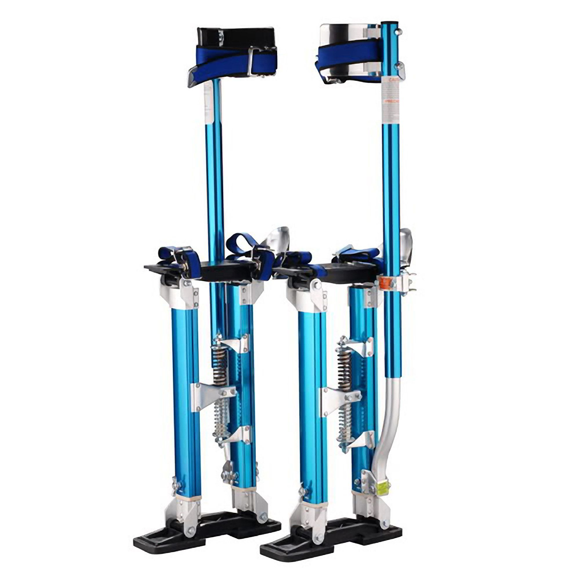 "Pentagon Tool Professional 24""40"" Blue Drywall Stilts"